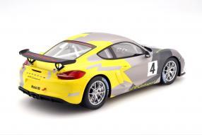 model car Porsche Cayman GT4 Clubsport scale 1:18