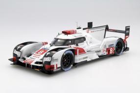 Audi R 18 e-tron Le Mans 2015 1:18