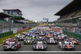 Teilnehmer 24 Stunden von Le Mans 2016