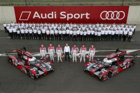 Audi Team Le Mans 2016