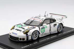 Porsche 911 RSR Le Mans 2015 Porsche Team Manthey