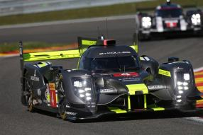 ByKolles CLM P1/01 in Spa-Francorchamps