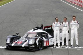 Porsche Team Le Mans 2016 Jani, Dumas, Lieb