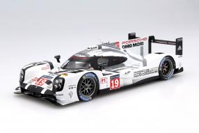 Porsche 919 Hybrid Le Mans 2015 #19 1:18 Diecast