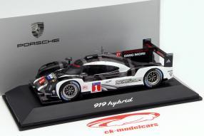 Porsche 919 Hybrid Le Mans 2016 #1 1:43 Präsentation