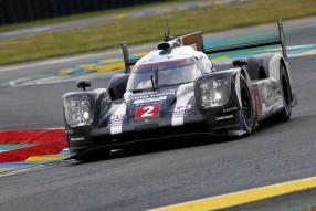 Siegerauto 24 Stunden Rennen Le Mans 2016 #2