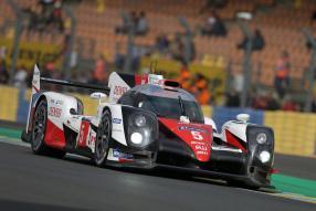 Toyota Gazoo Racing TS050 Le Mans 2016