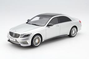 Mercedes-AMG S 65 Modell Maßstab 1:18