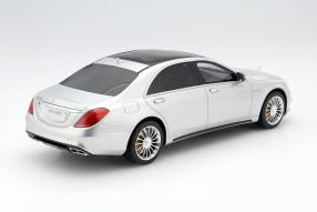 model car Mercedes-AMG S 65 Modell scale 1:18