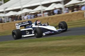 Goodwood Festival of Speed 2016 Brabham BT52
