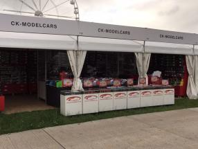 ck-modelcars auf Goodwood Festival of Speed 2016