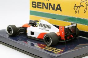 model car McLaren MP4-6 scale 1:43