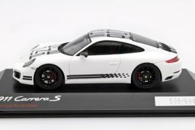 Model car Porsche 911 Endurance Racing Edition scale 1:43