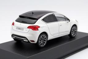 model car DS 4 scale 1:43