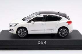 Modellauto DS 4 Maßstab 1:43