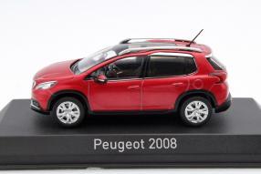 Modellauto Peugeot 2008 Maßstab 1:43