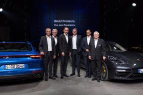 Porsche Panamera 971 Premiere Berlin