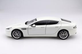 model car Aston Martin Rapide S scale 1:18