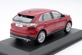 Model car Ford Edge scale 1:43