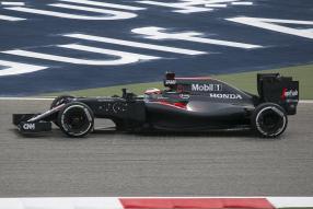 McLaren MP4-31 Vandoorne in Bahrain / Foto: Dave Jefferys