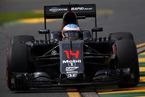 McLaren MP4-31 Alonso