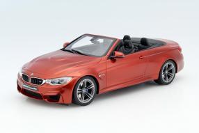 BMW M4 Cabriolet 1:18