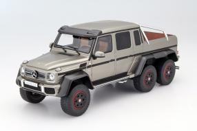 model car Mercedes-Benz G 63 AMG 6x6 1:18