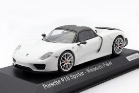 Porsche 918 Weissach Package 1:43