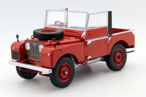 Land Rover Series I 1948 1:18