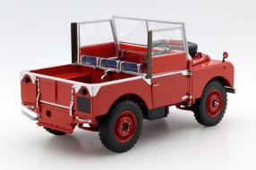 Modellauto Land Rover Series I 1948 Maßstab 1:18