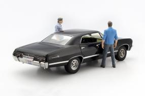Modellauto Supernatural Chevrolet Impala 1:18