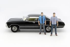 model car Supernatural Chevrolet Impala scale 1:18