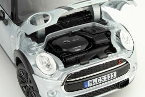 model car Mini Cooper S scale 1:18