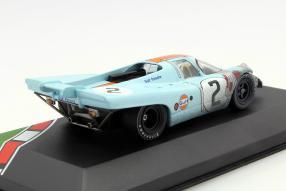 model car Porsche 917 scale 1:43 Daytona