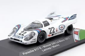 Porsche 917 1:43 Winner Le Mans 1971