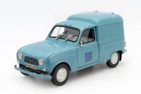 Renault 4 Fourgonette 1965 1:18