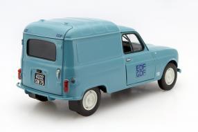 Modellauto Renault 4 Fourgonette 1965 1:18