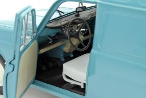 model car Renault 4 Fourgonette 1965 1:18