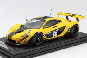 McLaren P1 GTR 1:18