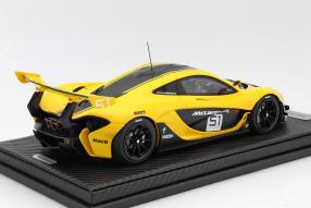Modellauto McLaren P1 GTR Maßstab 1:18