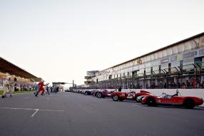 Le Mans Demonstration