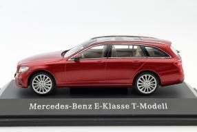 model car new Mercedes-Benz E-Klasse T-Modell scale 1:43