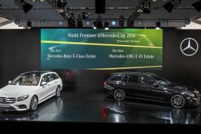 Neue Mercedes-Benz E-Klasse T-Modell
