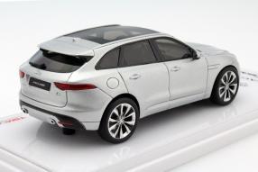 model car Jaguar F-Pace scale 1:43