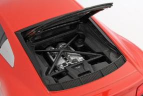 Modellauto Audi R8 Maßstab 1:18 Welly