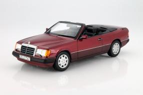 Mercedes-Benz E-Klasse Cabriolet 1:18 A 124
