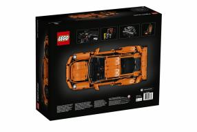 Porsche 911 GT3 RS Lego