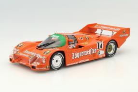Porsche 962 1:18 Brun Jägermeister