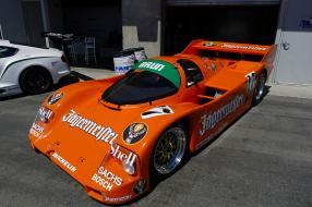 Jägermeister Porsche 962 Brun Motorsport