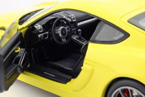 Modellauto Porsche Cayman GT4 Maßstab 1:18 Schuco